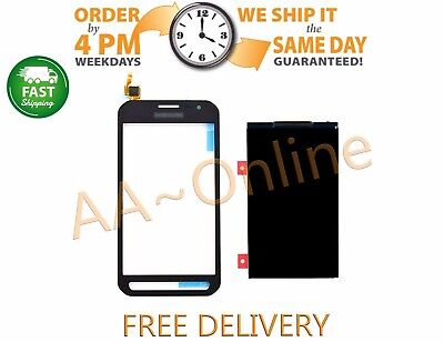 New Original Samsung Galaxy Xcover 3 G388F Touch Screen Digitizer + LCD Black