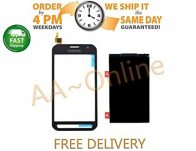 New Replacement Samsung Galaxy Xcover 3 G388F Touch Screen Digitizer + LCD Black