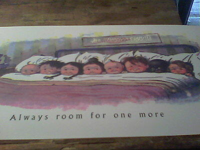 ALWAYS ROOM  ```..unusual ...Black child `print