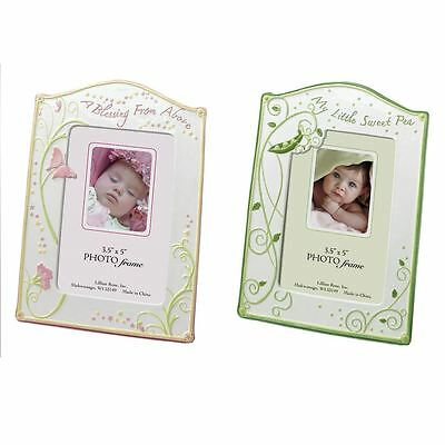 Blessing From Above Or Sweet Pea Newborn Baby Picture Photo Frame Gift