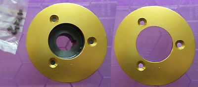 4155 - Belt Drive Front Pulley For All Ohv & Side Valve - Norton Only - 34 Teeth