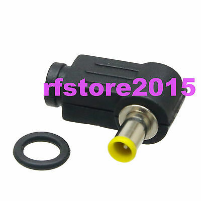 2pcs DC Power 5.5 x 3.0 x 1.0mm male right angle Connector for samsung