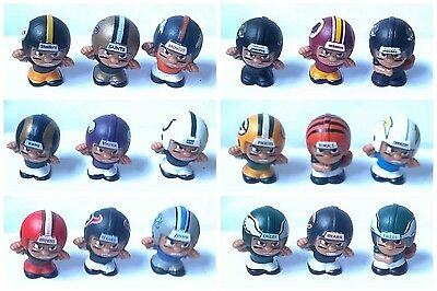 "NFL Teenymates 1"" Collectible Toy Figure"