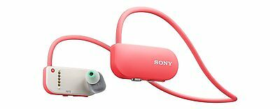 Sony SSE-BTR1 Smart Trainer All in One MP3 Player 16GB Waterproof GPS Pink New