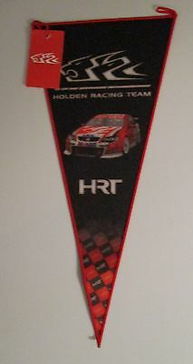 Holden HRT racing new with tags pennant flag for home bar brew or collector