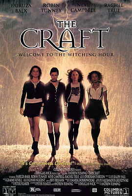 """THE CRAFT Movie Poster [Licensed-New-USA] 27x40"""" Theater Size (B)"""