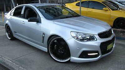 2014 Holden Commodore VF MY15 SS Silver Automatic 6sp A Sedan