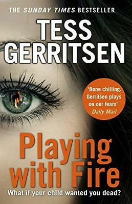 Playing with Fire by Tess Gerritsen New Paperback Book