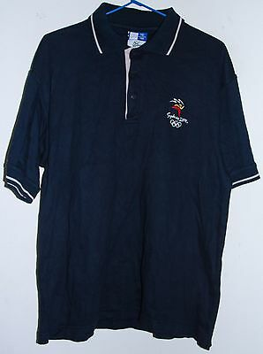 Sydney 2000 Olympic Games Polo Shirt Size: Small
