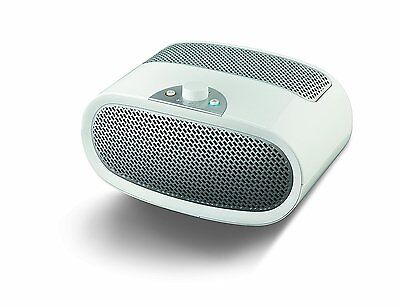 Air Purifier With Ioniser True HEPA Filter Pollutants Bacteria Cigarette Odours