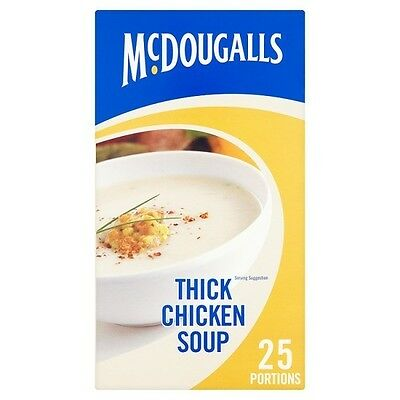McDougalls Thick Chicken Soup 2 x 320g