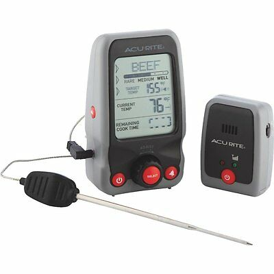 COMMERCIAL Acu-Rite Audible Digital Cooking Kitchen Thermometer