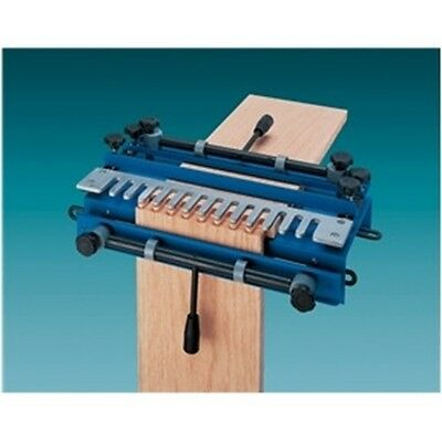 """12"""" Dovetail Wood Joint Making Router Template Jig"""