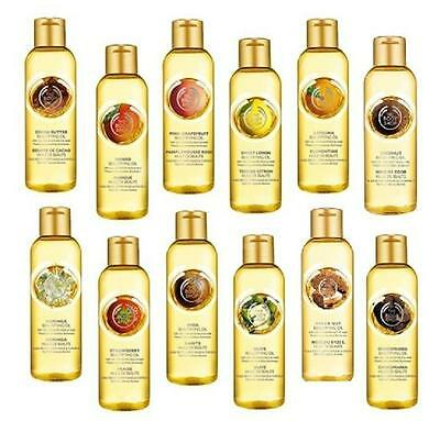 The BODY Shop BEAUTIFYING Dry OIL * Body Face Hair 3.3 oz Pick * YOU CHOOSE NEW