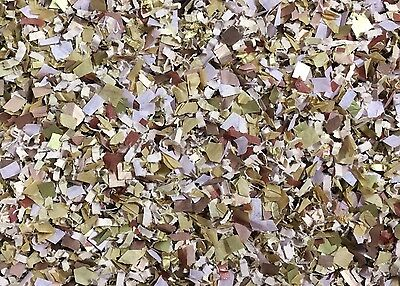 Confetti Biodegradable Champagne Gold Dusty Rose Gold Copper Wedding Decorations