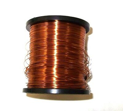 Enamelled Copper Wire. Various Lengths 5M,10M,30M. Various Swg.