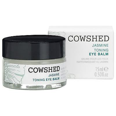 Cowshed Jasmine Toning Eye Balm 15Ml - Boxed & Brand New - Only £14.99 !!!
