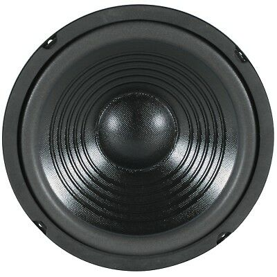 """NEW 6-1/2"""" / 6.5"""" Inch Power Sound Replacement High Bass Subwoofer Speaker 8 Ohm"""