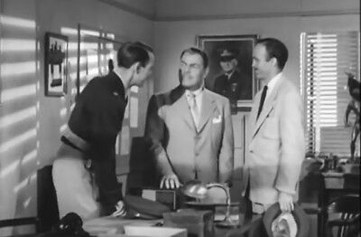 RACKET SQUAD 1950S TV series 42 episodes on DVD starring