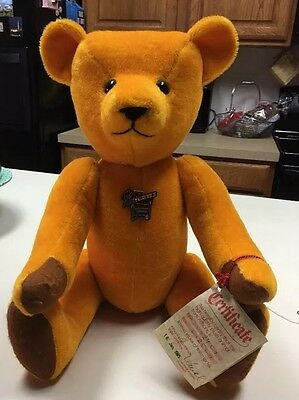 ALTHANS  WEST GERMANY  BEAR  LOW NUMBERED 24 FROM 25 Signed w/Tags 1985