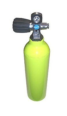 Emergency AIR Source Scuba Dive PONY BOTTLE Tank Cave