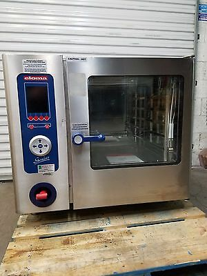 New Eloma Genius 6-11 208 Volts; 3 Phase Electric Combi Oven