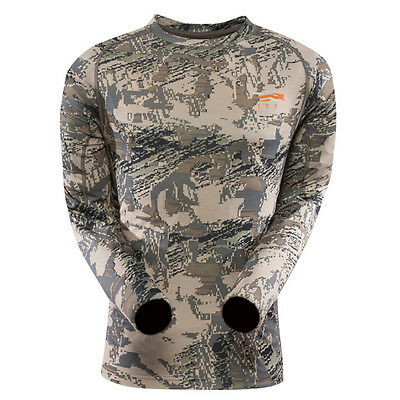 Sitka CORE LIGHTWEIGHT Crew LS ~ Open Country XL NEW ~ U.S. FREE SHIPPING