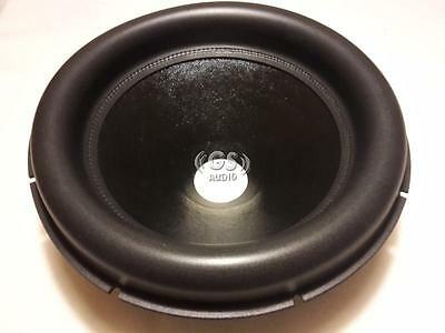 "Cono subwoofer 18""/ 46 cm- sospensione XXL sundown psi rockford gs audio"