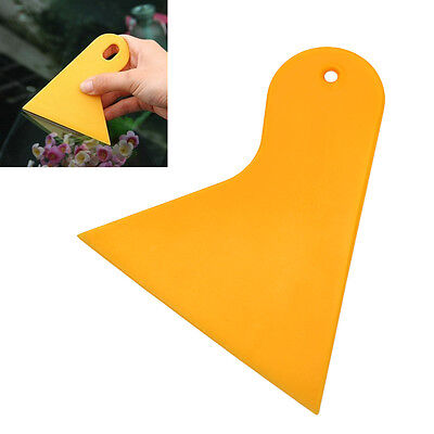 Auto Car Window Tint Scraper Squeegee Wrapping Vinyl Film Cleaning Tool Kit