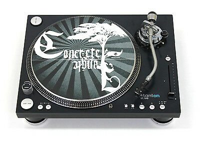 Stanton ST.150 High Torque Direct Drive DJ Turntable with Shure M44G Cartridge