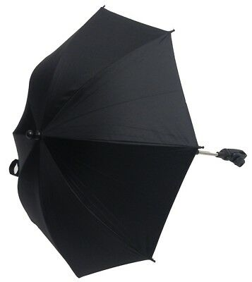 Baby Parasol compatible with Quinny Moodd Black