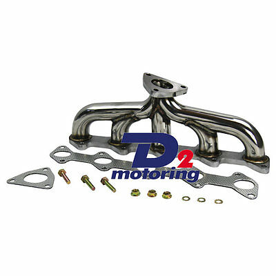 Stainless Steel Exhaust Manifold Fits For Land Rover Discovery 2 TD5