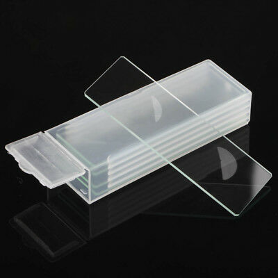 1mm Thickness Double Concave cavity 2 Well Microscope Slides 5pcs coverslips