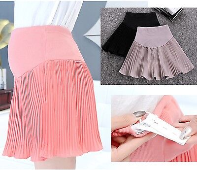 Mini Gonna Premaman Maternità Maternity Wear Mini Skirt MWSK001