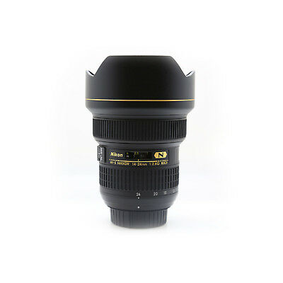 Nikon AF-S NIKKOR 14-24mm f/2.8G ED Lens New + 3 Years Warranty