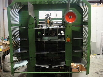 Kluger 340 Automatic Punching Machine, Video on our website