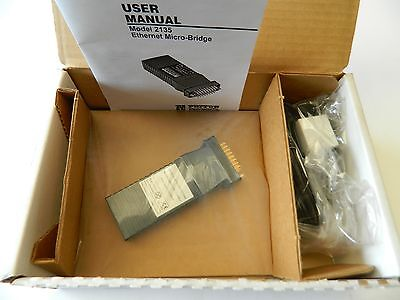 Patton Electronics 2135/CM/UI RS232 TO RJ45 Interface Converter 10Mbits/s