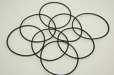 Watch Case Back Gaskets / O Rings - Various Size & Thickness - 16 - 32.5mm
