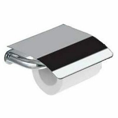 T6623 Ozwashroom Stainless Steel Toilet Roll Holder, Made from Polished Stainles
