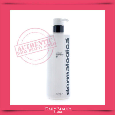 Dermalogica Special Cleansing Gel Cleanser 16.9oz 500ml NEW FAST SHIP