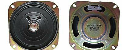 4 inch 8 ohm Loud Speaker 4in 10 watt max/5w 1 or 2 or 4 Arcade/Pinball/Mame