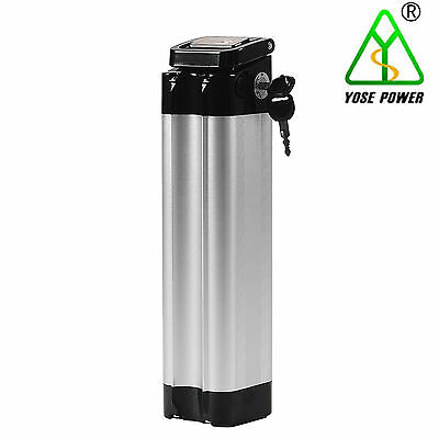 24v10.4ah electric bicycle lithium battery for Prophete e-bike no Charger