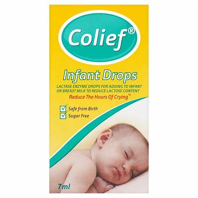 Colief Infant Drops 7ml - 3 Pack