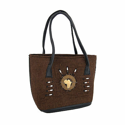 Fairtrade African Tote Bag Collection in a Range of Sizes-Simple