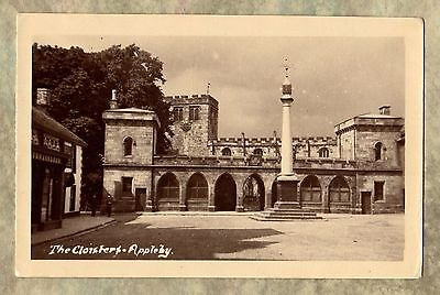 Postcard ~ Real Photographic APPLEBY Cumbria ~ Early  Real Photographic.