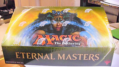 Magic the Gathering Eternal Maters Display
