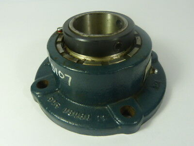 Rexnord ZB2208 Flange Block Roller Bearing 2-1/2 Inch  USED