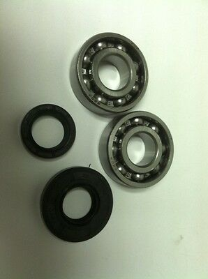 Crank Bearings And Seals  FOR YAMAHA Clone 2 Stroke WITH Jog Minairelli Engine