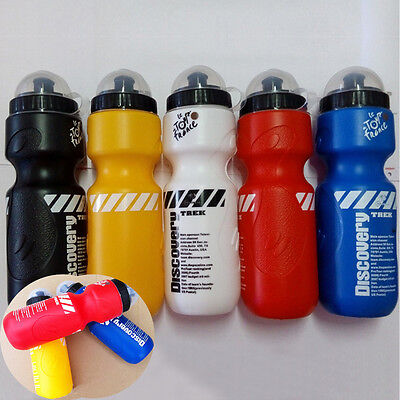 650ML Outdoor Cycling Sports Drink Water Bottle Bicycle Holder Cage Rack Set