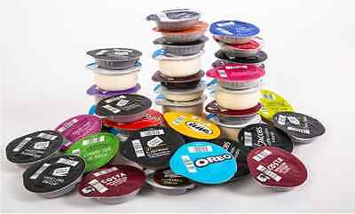 TASSIMO Coffee Capsules T-Disc Pods / Mixed Variety Packs of 20,36 or 48 t-discs